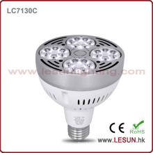 E27 35W LED Foco de joyería PAR30 Bombilla de luz