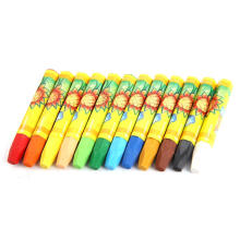 High Quality Stationery Crayons 12pcs Pack for Kids