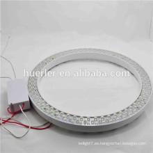 China caliente 180leds CE RoHS 10w llevó la luz llevada circular del tubo que colgaba las luces llevadas