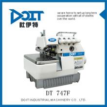 Rosca que recolecta la máquina de coser overlock de alta velocidad DT747