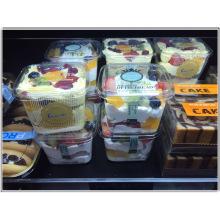Envase de helado de plástico personalizado (caja de PP)