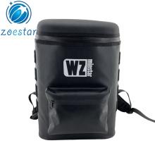 Waterproof TPU Insulated Cooler Bag Ice Cream Carrier Backpack Sealed Food Storage Cooler Back Packs