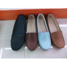 Chaussures Classic Comfort Shoes avec semelle Flat TPR (SNL-10-016)