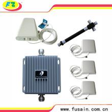 Reforço móvel profissional do sinal do repetidor duplo da G / M 850MHz 1900MHz da faixa