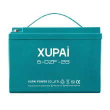 Lead acid battery for electric scooters maintenance free