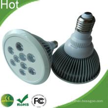 2014 New Design 85-265V 18W PAR38 LED Spotlight E27 Spot Light