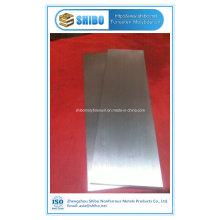 Feuille professionnelle de tungstène de 99.95% de haute qualité de fabricant avec la qualité supérieure