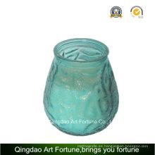 Vela de Cristal para Decoración al Aire Libre de Citronella Fabricante