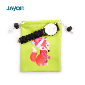 Factory Microfiber Eyeglasses Pouch For A Gift