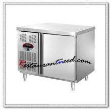 R139 1 Door Fancooling Tray Refrigerator/Freezer Undercounter