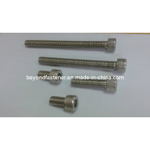 DIN7984 Hex Thin Head Cap Screw DIN912 Hex Socket Cap Screw