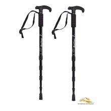 55-110cm Adjustable Anti-shock Hiking Poles