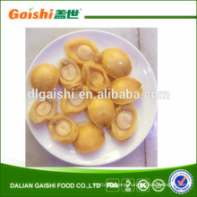 low canned abalone price in China