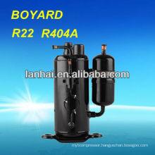 high efficiency R22 rotary refrigeration refrigerator compressor for condensing unit hot sale