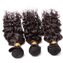 Erster Anbieter Top Qualität menschlichen weben remy indisches Haar nicht vergießen