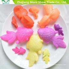 Juguetes de cultivo de agua Animales de mar que expanden juguetes de pescado