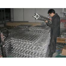 Mini botte de système de botte d'étape en aluminium de 100x100, support de publicité, exposition de produit stand événements extérieurs
