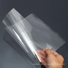 Прозрачная пластиковая пленка для трафаретной печати из поликарбонатной пленки