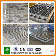 Metal House gate Galvanized fence gate grill designs