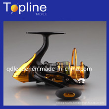Spinning Fishing Reel with Golden
