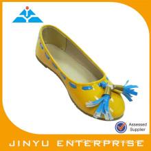 light color girl Tassel shoes