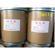Chine Usine de haute qualité et meilleur prix de l'iodure de potassium