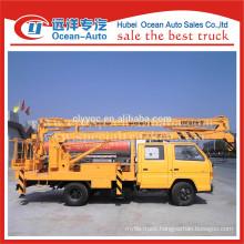 JMC diesel engine hydraulic lift platform truck