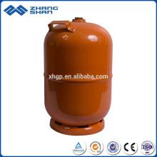 Tragbarer 5-kg-LPG-Gasflaschen-Speichertank für das Hauskochen
