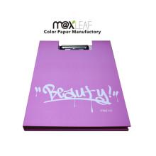 Размер: 315 * 235mm Розовая папка файла (FL-203S)