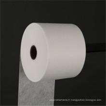 Tissus collés par points pour le textile à la maison