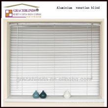 25MM Aluminium slats ladder string wand tilter aluminum blinds
