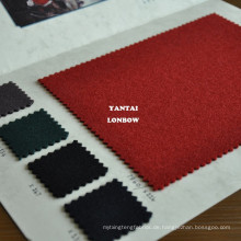Britischer roter Mantel-schwerer woolen Gewebeimport von Großbritannien