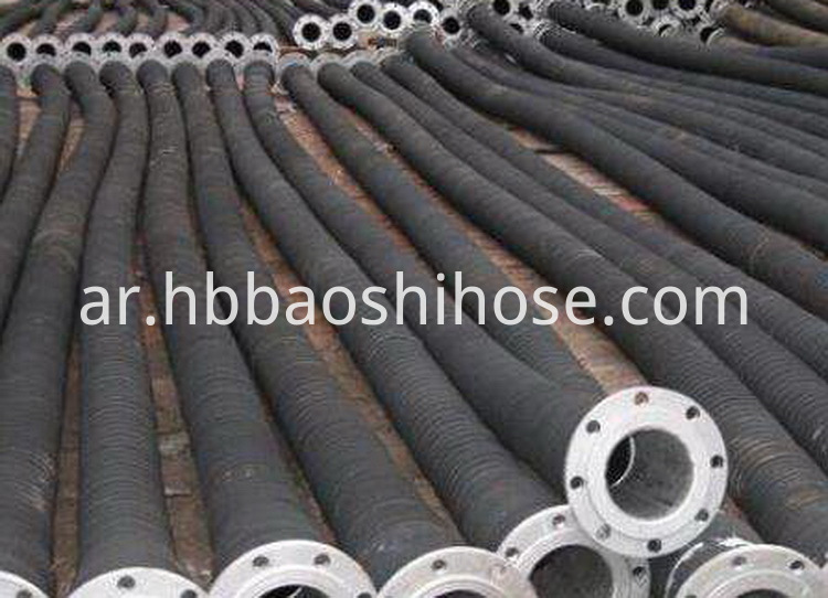 Rubber Drainage Pipe