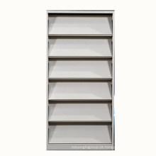 Balcão de jornal de mobiliário em aço para biblioteca de mobiliário comercial