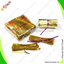 Пищевая упаковка провод металлический твист галстук
