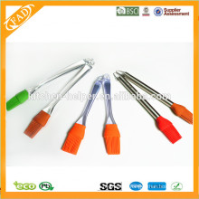 High Quality Factory Price Food Grade Heat Resistant Non stick Silicone BBQ Brush