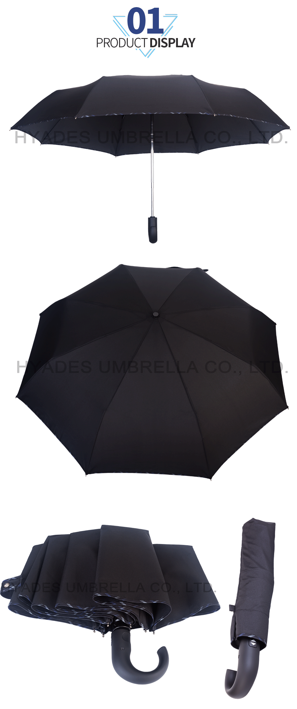 men's automatic umbrella