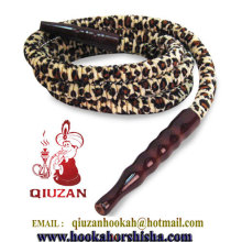 Mya Quality 1.8M Leopard Print Hookah Hose QZP-016