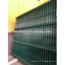 Панельный Металлический Забор Из Сетки Рабицы Забор