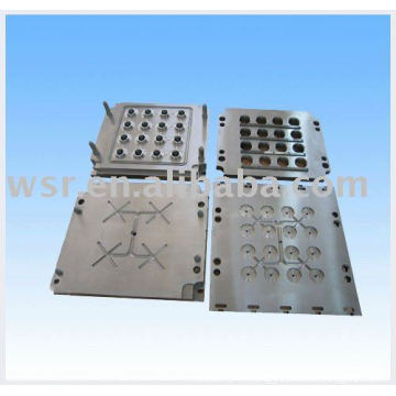 injection silicone Rubber Mould