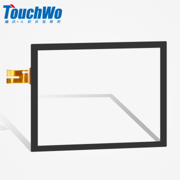 Projiziertes kapazitives Multitouch-Touchpanel