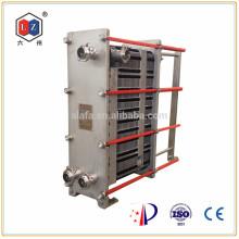 pasteurizador de intercambiadores de calor de placa M6
