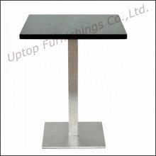 Прочное стальное основание ресторане Мраморный обеденный стол (СП-RT130)