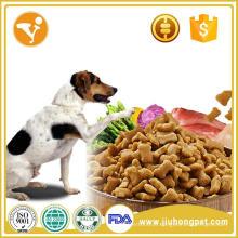 Atacado HACCP Certificado Bulk Dry Dog Food Com OEM