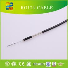 Câble coaxial faible perte de câble RF Rg174
