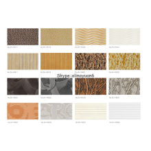 3D Wave MDF Wall Panel, Embossed Attractive Wall Panel for Interior Decoration (ZH-F8232)