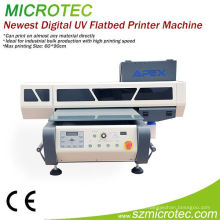 2 Farbe voll automatische UV-Bildschirm Drucker