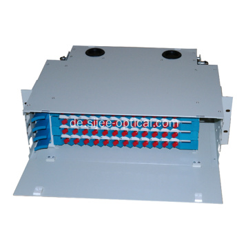 19 '' 3U Rack Mount Optical Distribution Frame