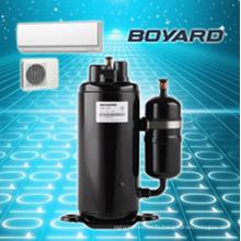 Boyang 12000Btu 1.5HP Compresseur rotatif à condensateur à haute capacité de refroidissement pour les fabricants d'aircon