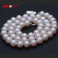 9-10мм AAA искусственного пресноводного жемчуга ожерелье ювелирные украшения (E130017)